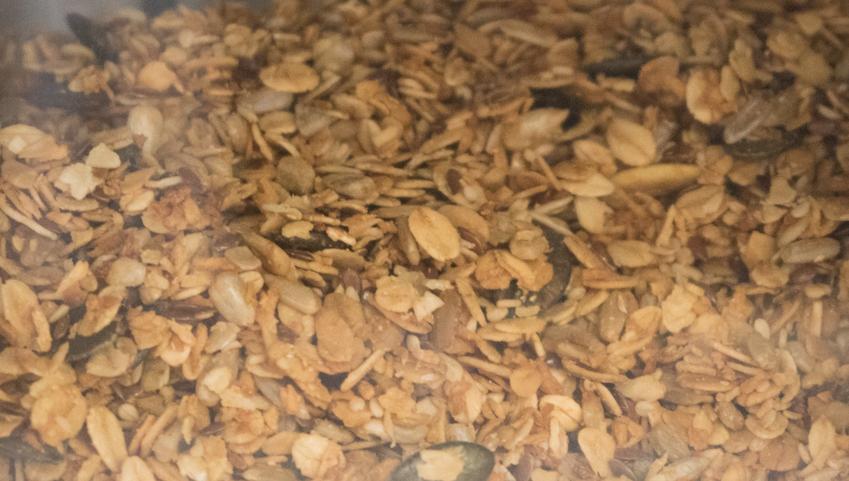 Kürbiskern-Honig