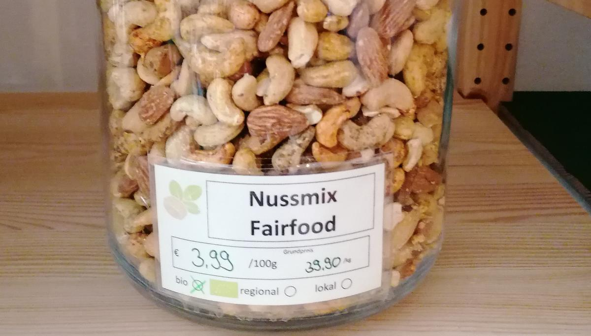Nussmix Fairfood