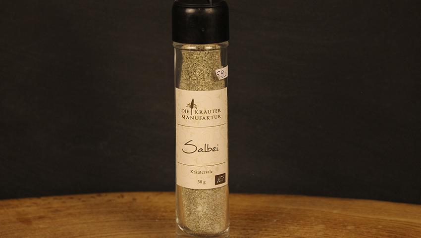 Kräutersalz Salbei 50 g