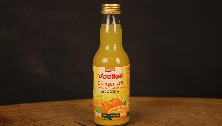 Orangensaft 0,2l Voelkel