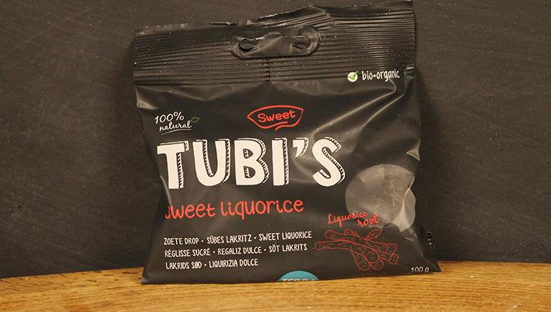Tubi's süßes Lakritz 100g, TerraSana