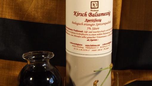 Kirsch-Balsamessig