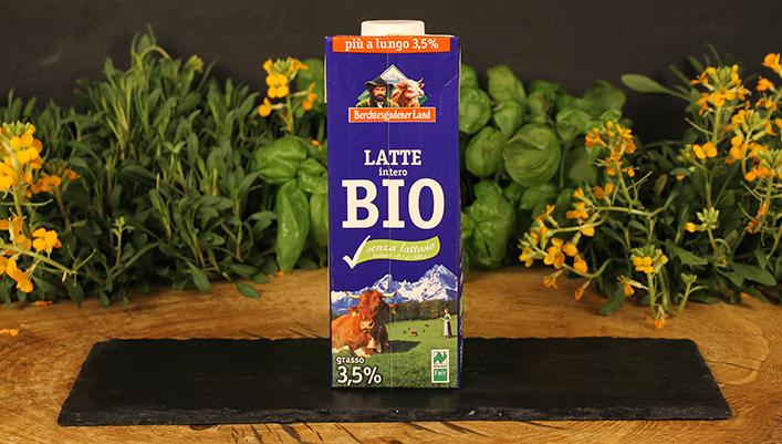 Milch ESL-Lakt.frei 3,5%  Berchtesgadener Land