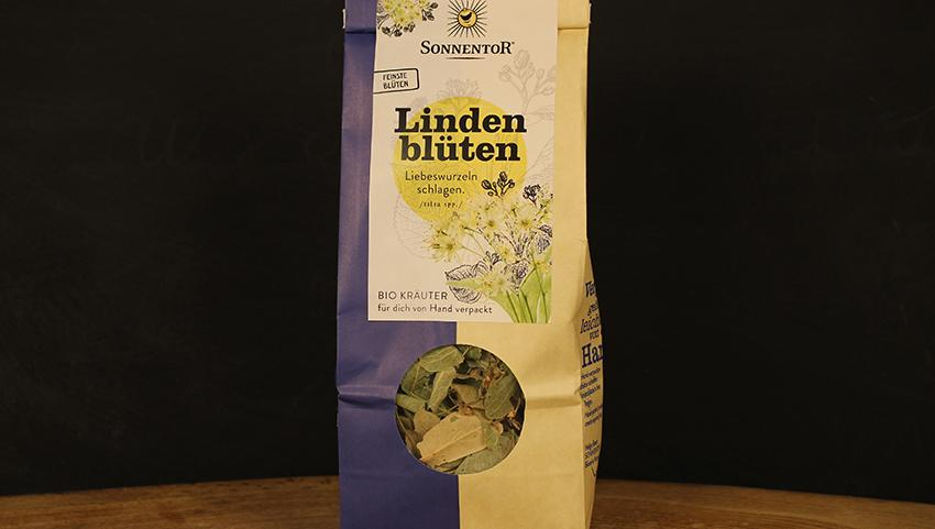 Lindenblüten Tee, Sonnentor 35g