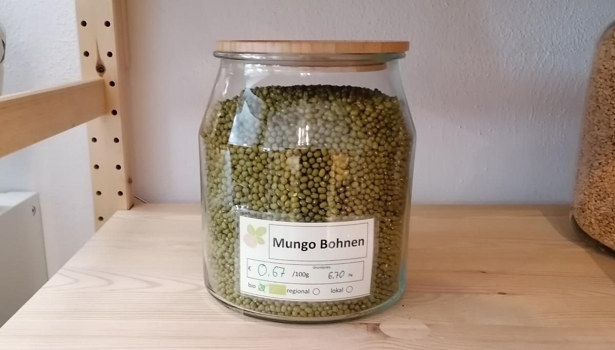 Mungobohnen