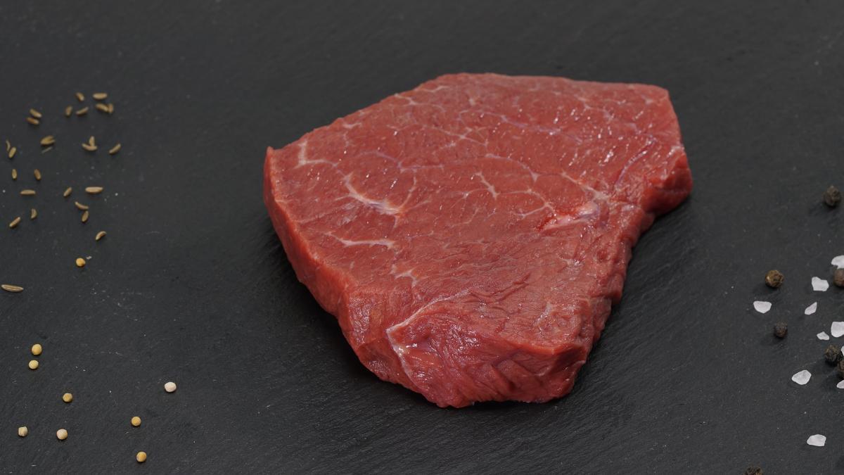 Bio Rinder-Hüft-Steak