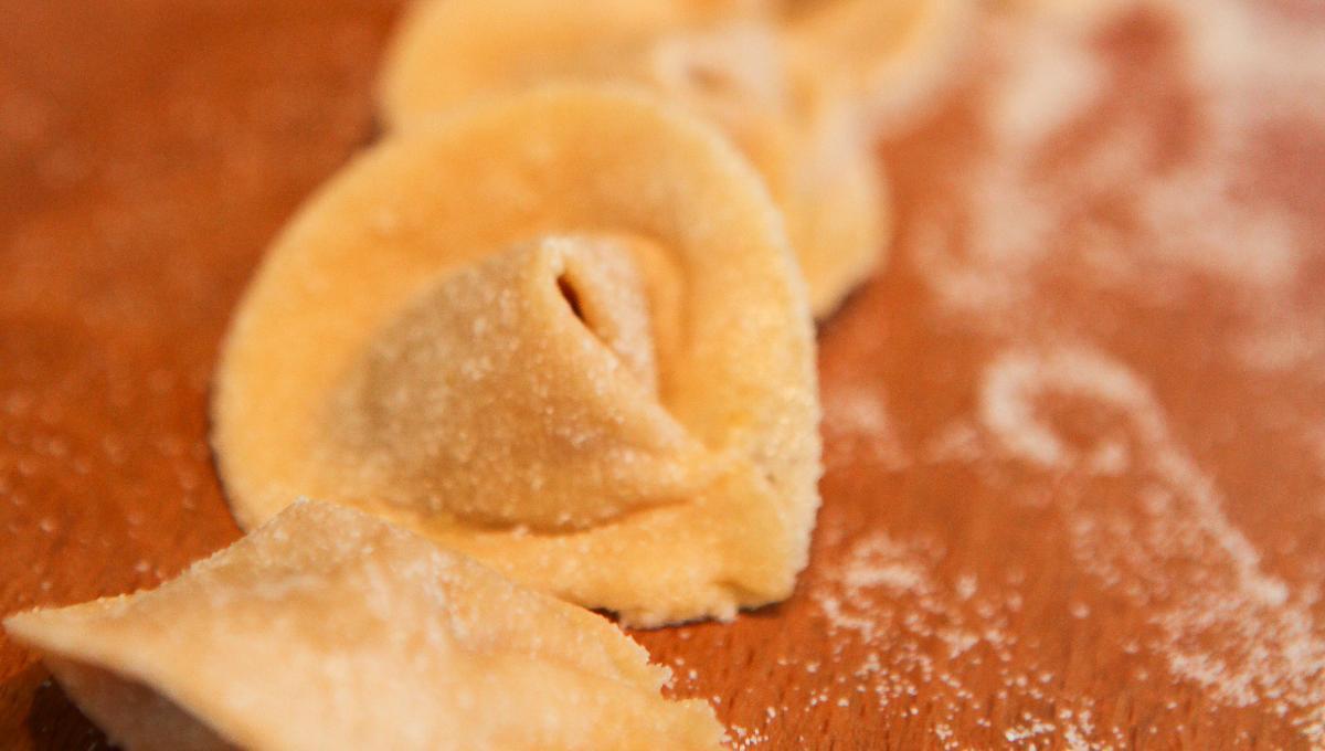 Hauptspeise: Pasta