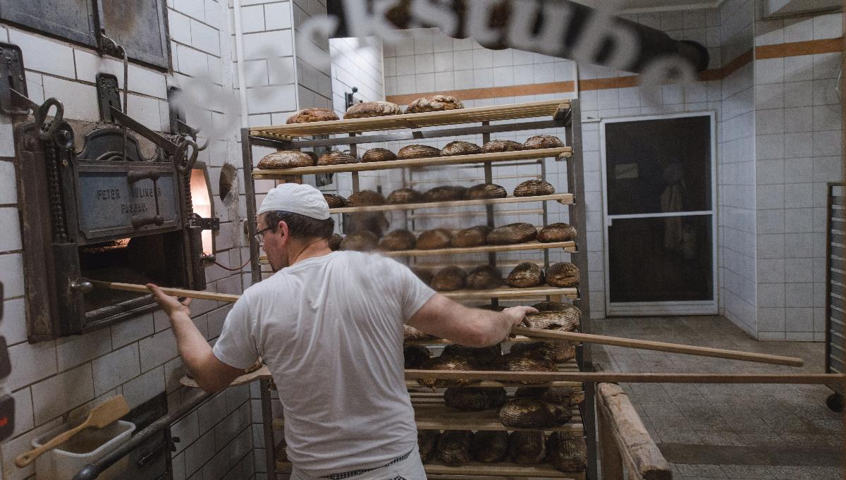 GRAFMÜHLE - Bioholzofenbäckerei & Biomühle