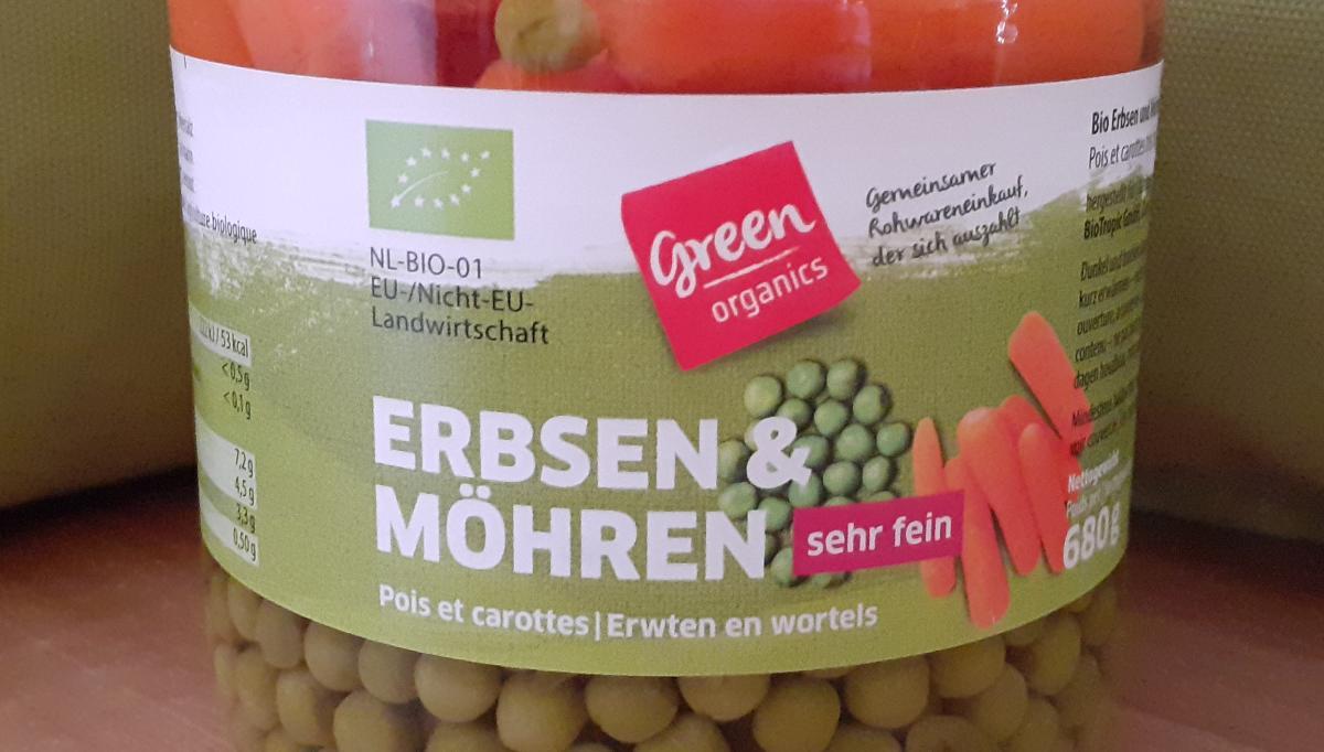 Erbsen & Möhren