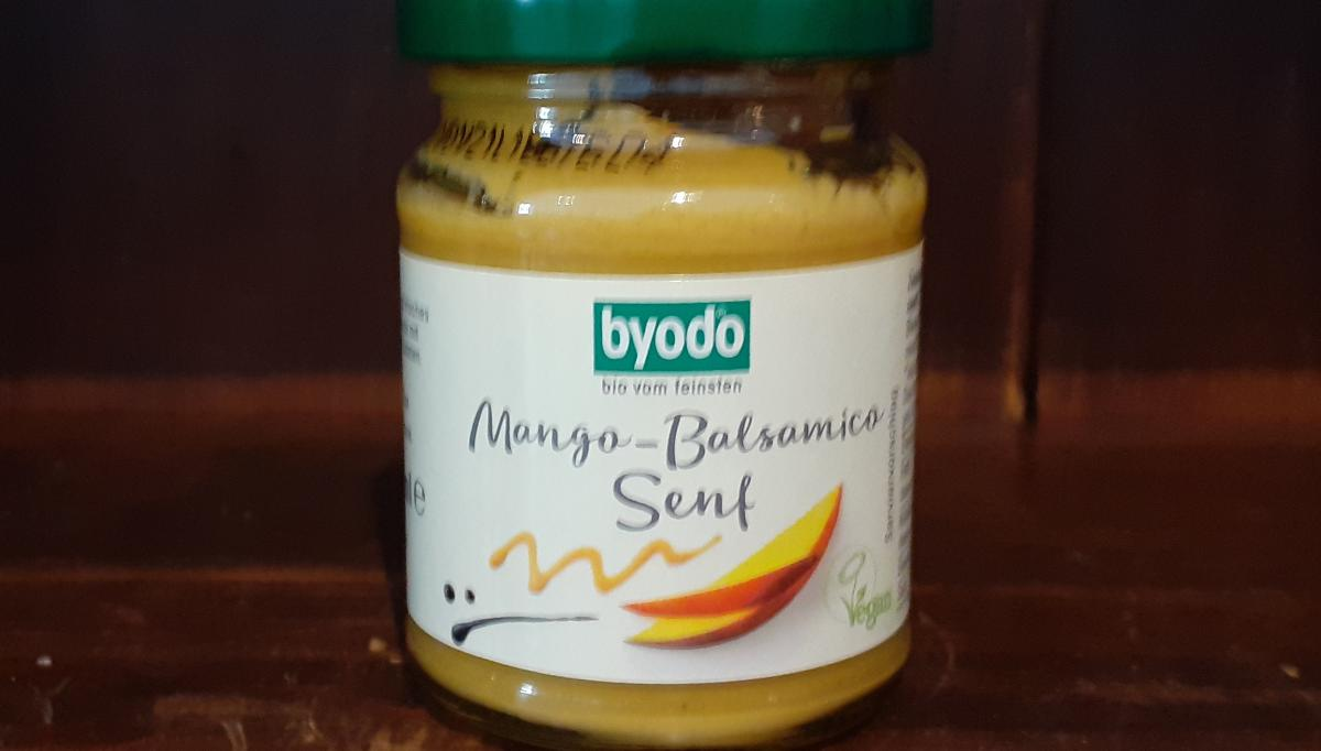 Senf, Mango-Balsamico