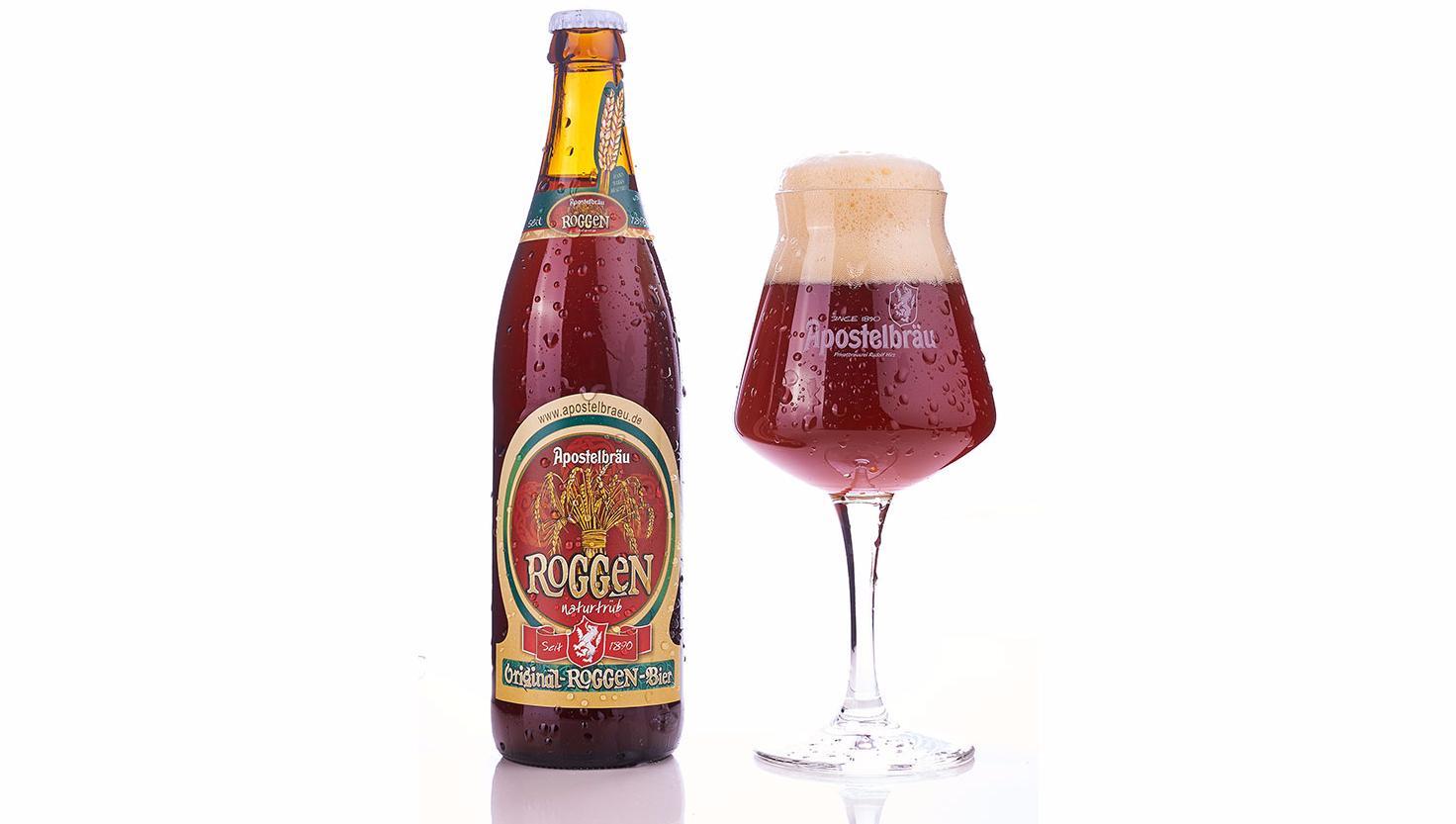 Original Roggen-Bier