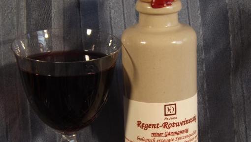 Regent-Rotweinessig
