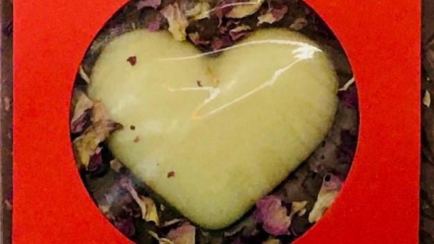 Vollmilchschokolade mit Herz 50g Krämer
