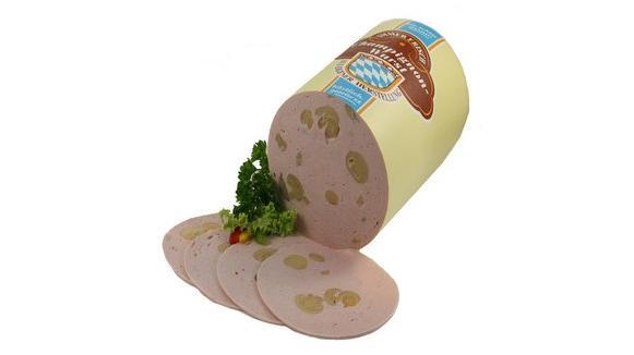 Campignon-Fleischwurst