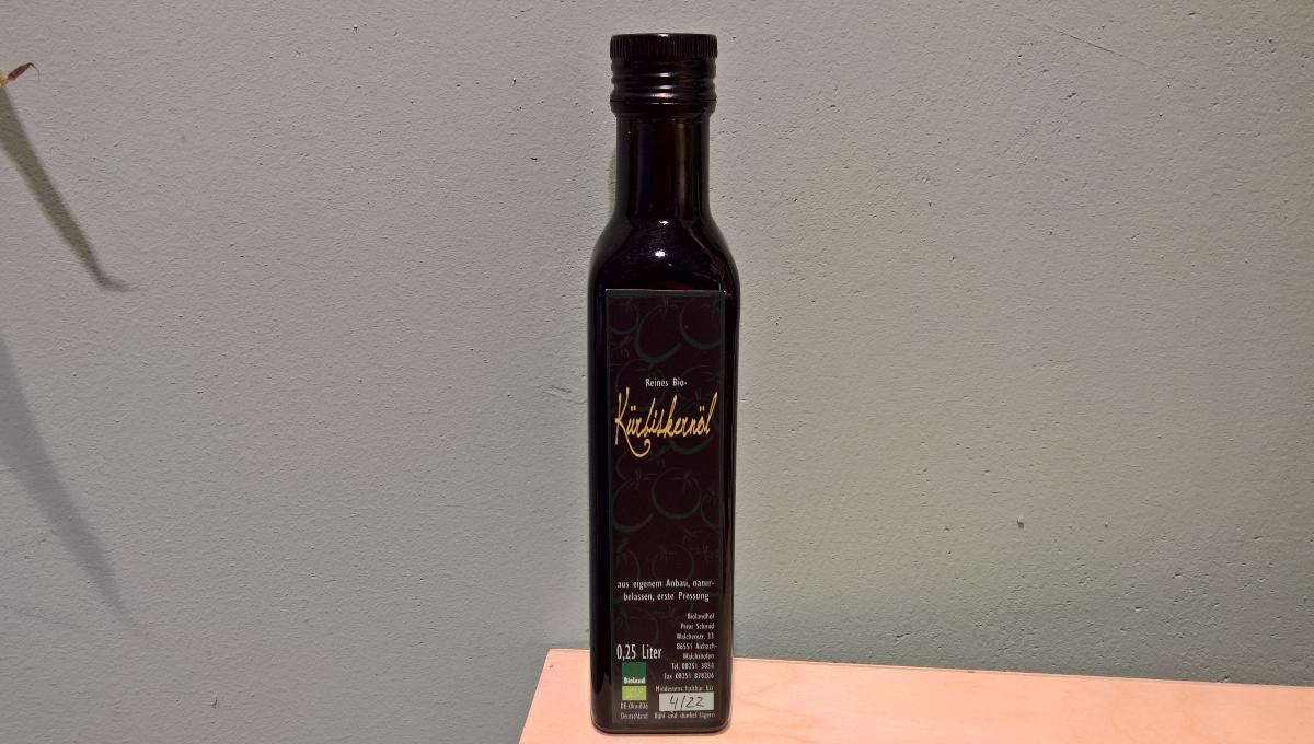 Kürbiskernöl 250 ml Peter Schmid