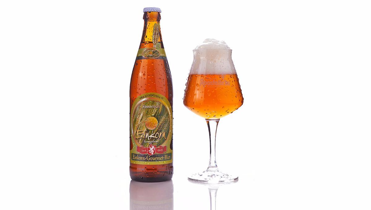 Einkorn-Gourmet-Bier