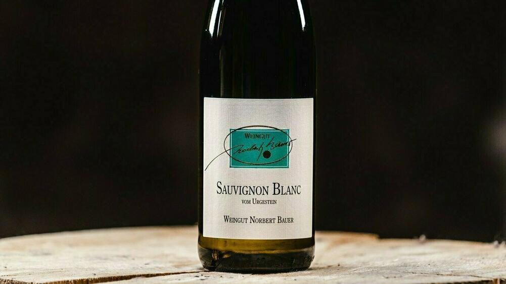 Sauvignon Blanc vom Urgestein 2018