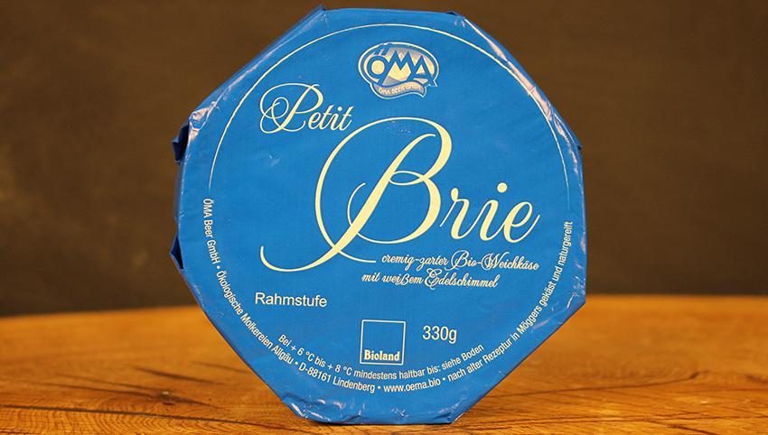 Le Petit Brie Natur ÖMA