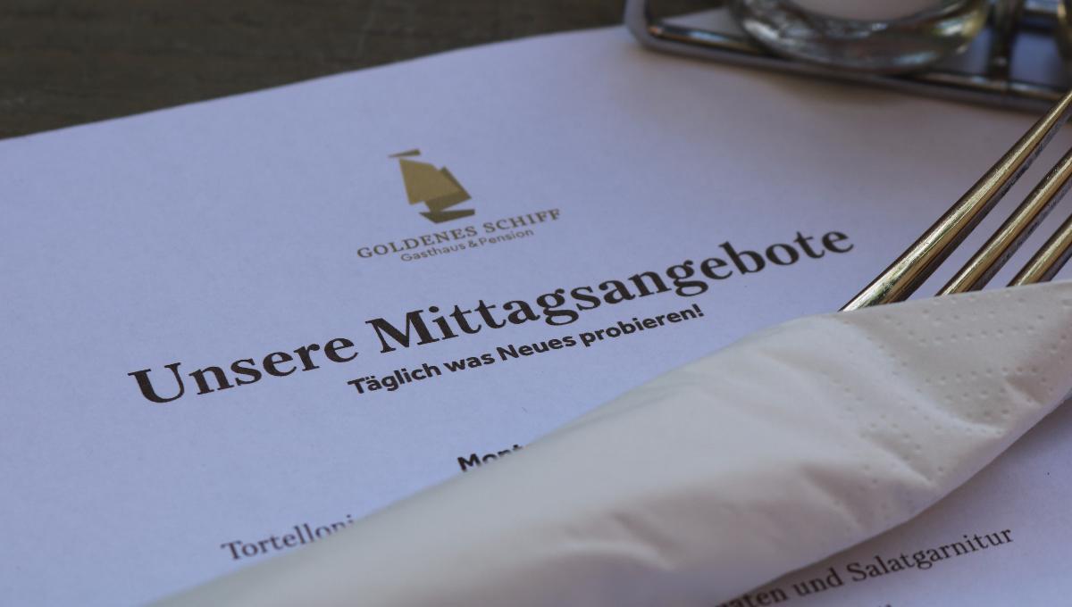 Gasthaus Goldenes Schiff