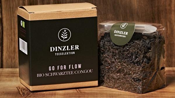 Go For Flow Bio-Schwarztee