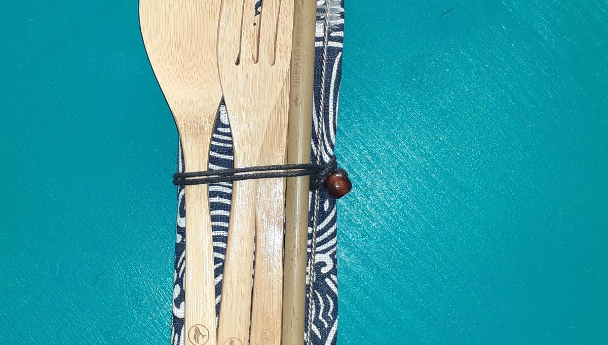 Bambusbesteck von Oceantale