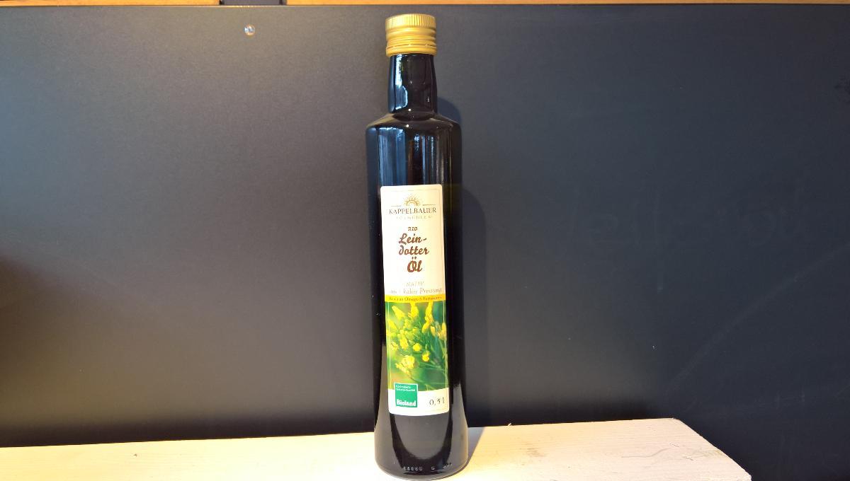 Leindotteröl Kappelbauer 500 ml