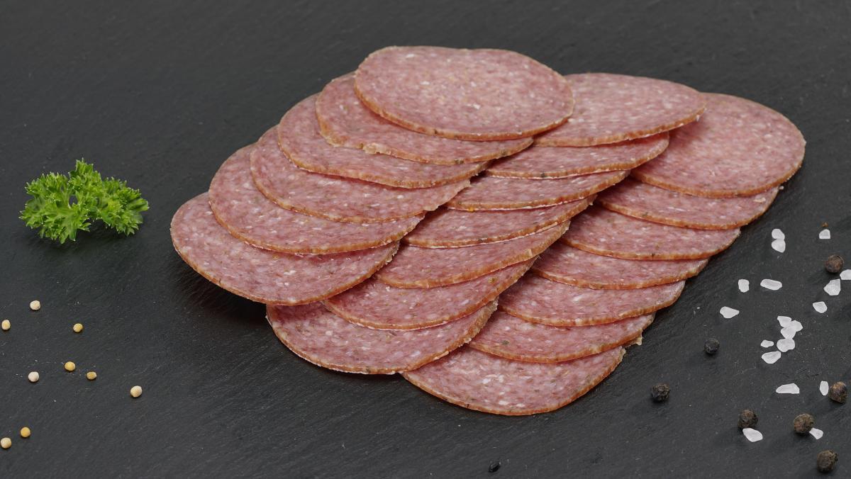 Bio Lamm-Salami