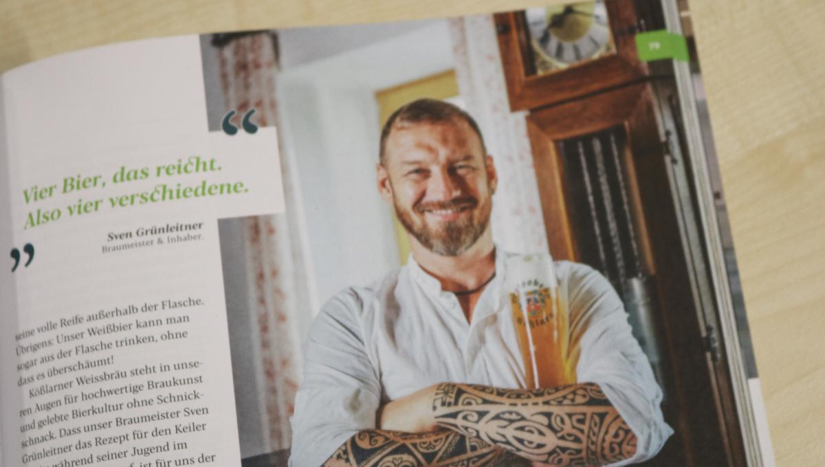 Genießerfibel Niederbayern 2020/21