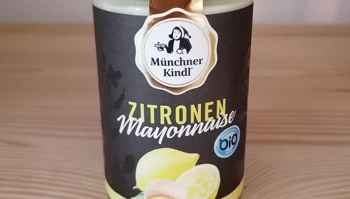 Zitronenmayonnaise