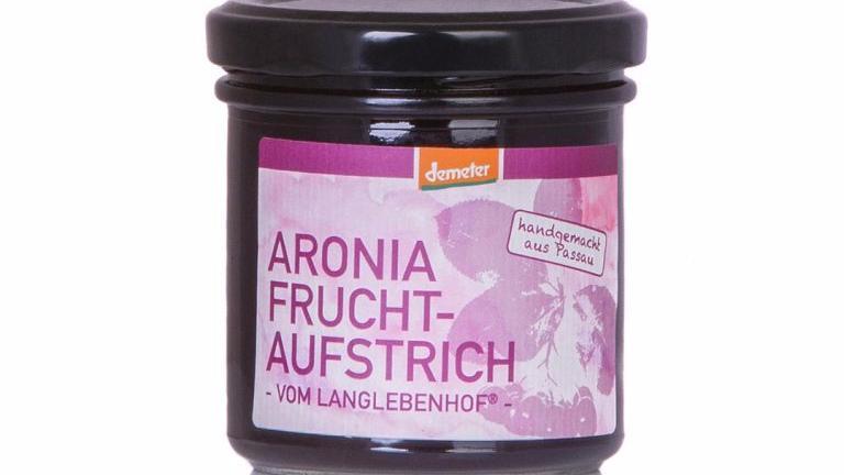 Aroniafruchtaufstrich