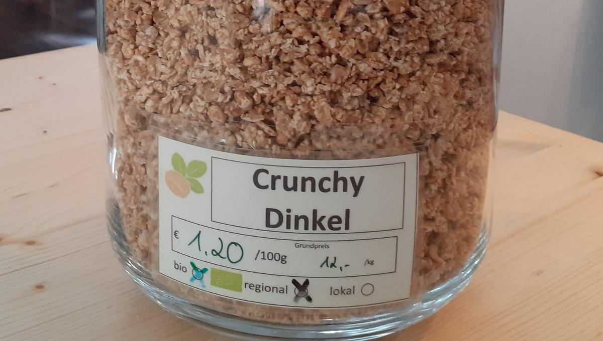 Crunchy Dinkel
