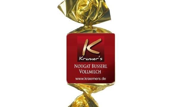 Nougatbusserl Vollmilch Krämer's