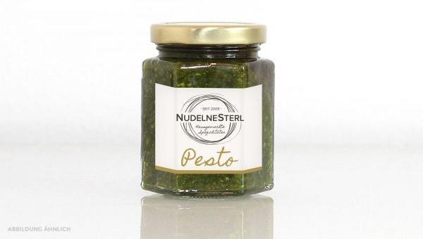 "Pesto ""Spinnerte Nuss"""