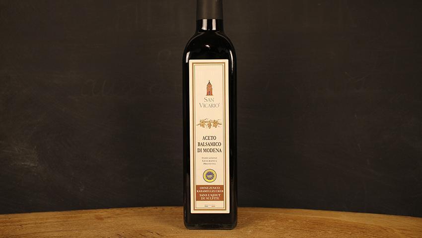 Aceto Balsamico di Modena San Vicario500ml