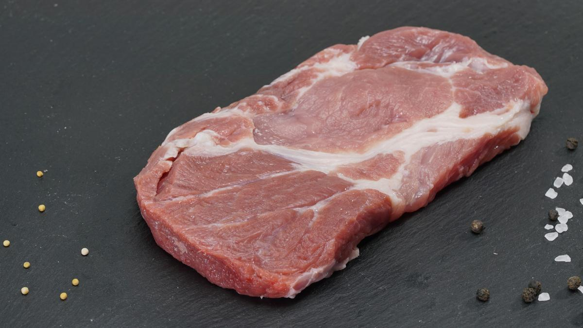Bio Schweine-Hals