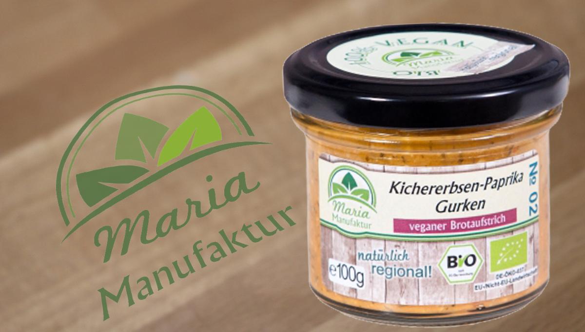 No 02: Kichererbsen, Paprika & Gurken