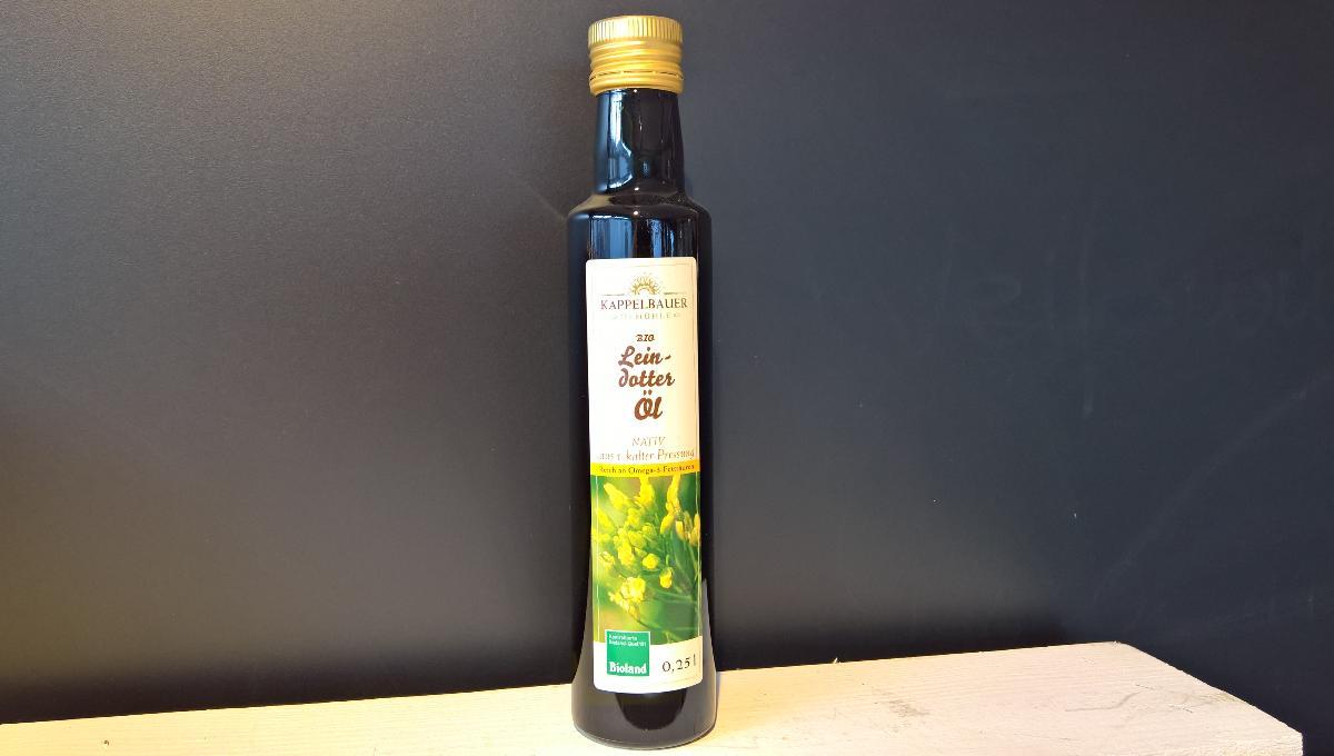 Leindotteröl Kappelbauer 250 ml
