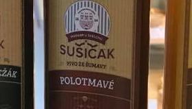 Sušičák Polotmavé