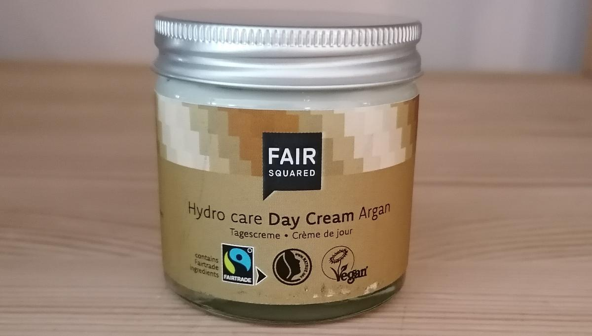 Fair Squared - Day Cream Argan, Hydro Care