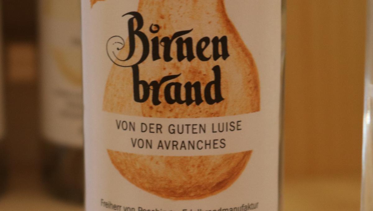 Birnenbrand von der Guten Luise von Avranche