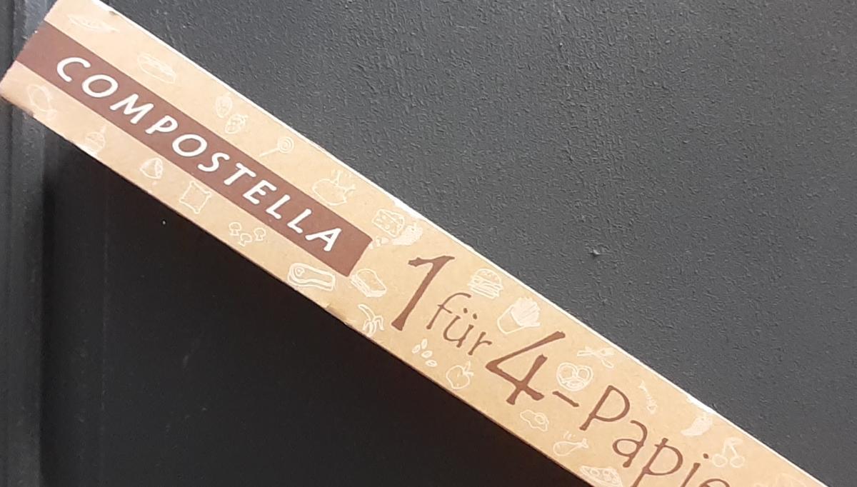Compostella 1 für 4 Papier