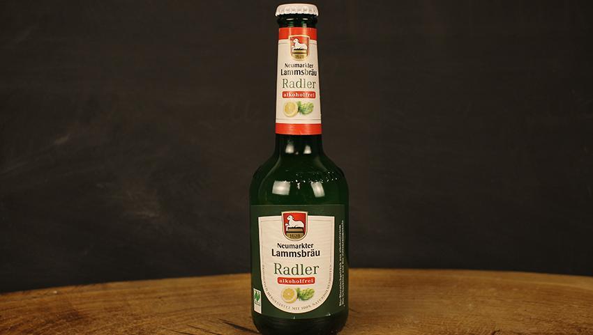 Lammsbräu Radler alkoholfrei 0,33l
