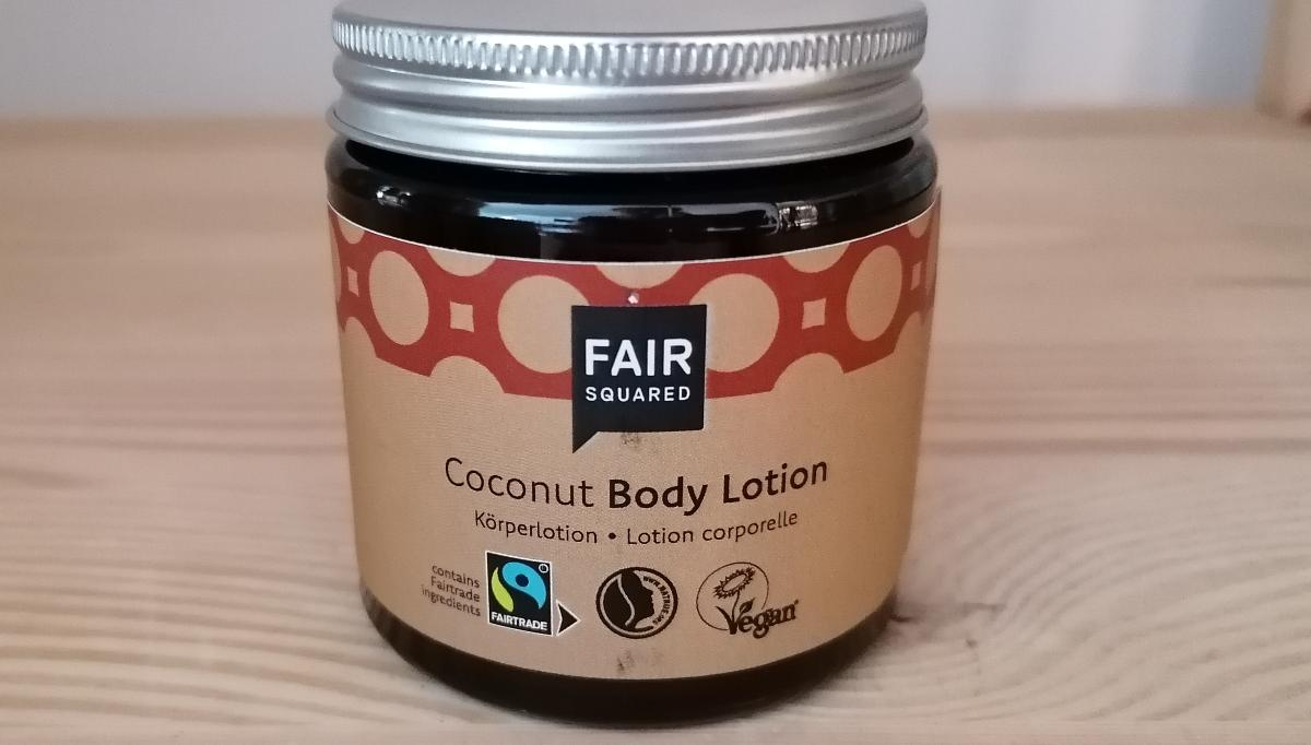 Fair Squared - Body Lotion Coconut