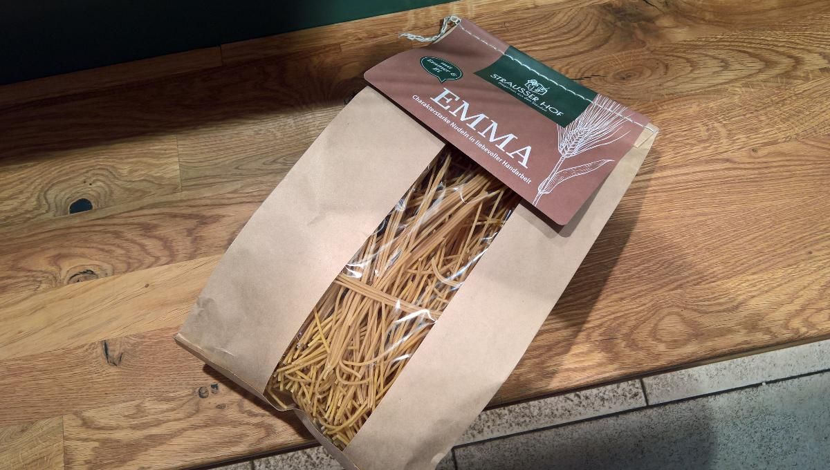 Spaghetti Emmer m. Ei 500g