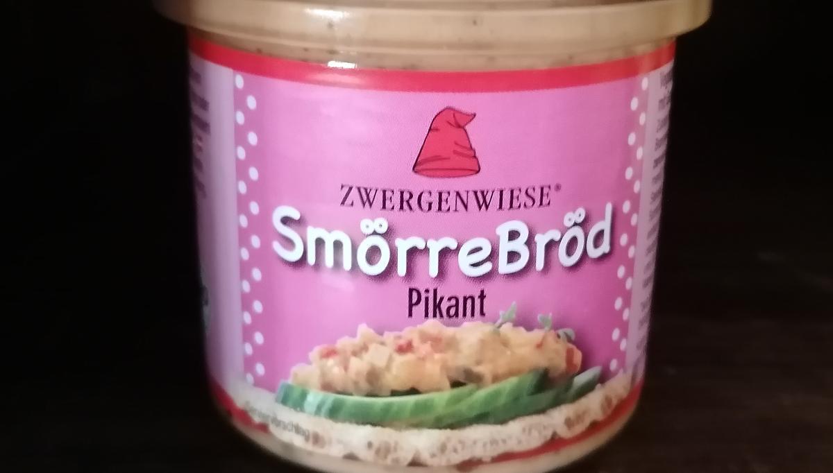 Aufstrich Zwergenwiese: SmörreBröd Pikant