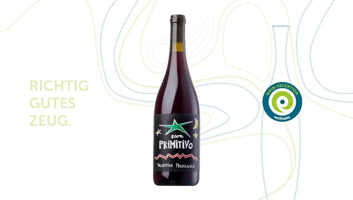 100% - Primitivo IGT Puglia