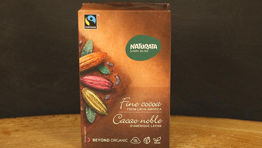 Kakaopulver schwach entölt 125g, Naturata