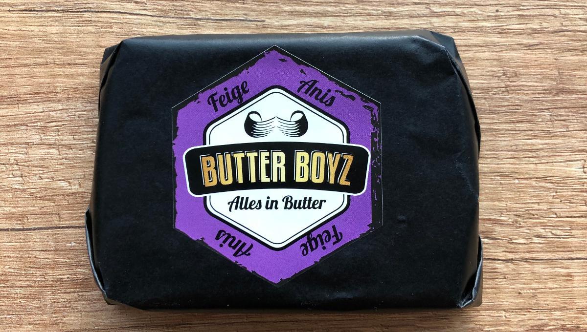 Bio Butterzubereitung mit Feige & Anis