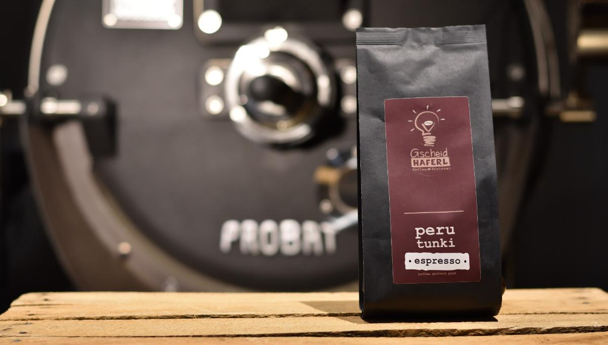 Peru Tunki -espresso-