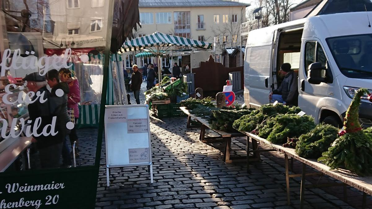Wochenmarkt Simbach am Inn